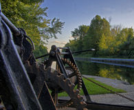 Rideau Locks Royalty Free Stock Image