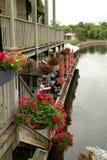 rideau ontario perth канала стоковая фотография rf