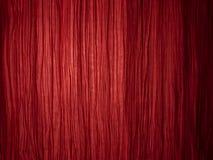 Rideau rouge photo libre de droits