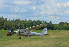 Rideau Valley Soaring Club Royalty Free Stock Photography