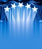 Rideau VIP Image libre de droits