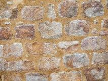 Riden ut stenvägg Royaltyfri Fotografi