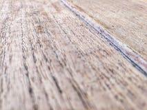 Riden ut wood textur för teakträ Royaltyfria Foton