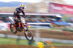 Rider. GRAND PRIX BULGARIA,SEVLIEVO,APRIL 2011 Stock Images