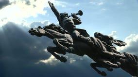 rider stock footage
