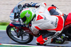 Rider Alan Malo. PM Oscense Team Royalty Free Stock Images