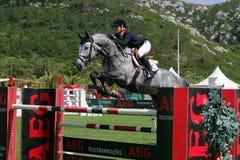 Rider Annelies Vorsselman (BEL) Stock Photography