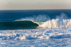 Rider Big Wave Turn Excitement surfant Image stock