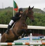 Rider Diana Mello Royalty Free Stock Photos