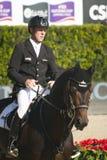 Rider EHNING, Marcus. Germany. CSIO Barcelona. Royalty Free Stock Photography