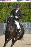 Rider EHNING, Marcus. Germany. CSIO Barcelona. Stock Image