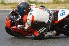 Rider Joan Sardanyons. MC Du-Dux Team. Stock Images