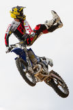 Rider Libor Podmol  FMX Freestyle Extreme Royalty Free Stock Photos