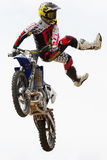 Rider Libor Podmol  FMX Freestyle Extreme Royalty Free Stock Photo