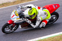 Rider Marc Alcoba. Independent Team. Royalty Free Stock Photo