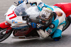 Rider Pedro Javier Castaño. Team 77. Stock Photography