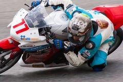 Rider Pedro Javier Castaño. Team 77. Stock Photography