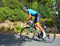 Leon Sanchez, Astana Pro Team Stock Photography