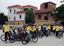 riders Immagini Stock