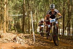 Riders at Momentum Health International  Round 3 Royalty Free Stock Photos