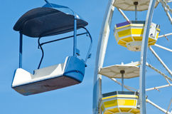 Rides. Theme park at calgary stampede 2012 Royalty Free Stock Image