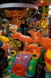 Rides arena Royalty Free Stock Photo