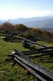 Ridge blu della Virginia Immagini Stock Libere da Diritti