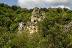 Ridge de  voisin е, Bulgarie des roches Ð ÑƒÑ images stock