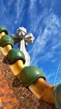 Ridge Detail Foto de archivo libre de regalías