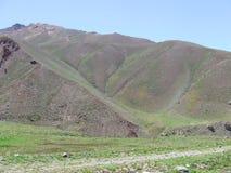 Ridge escarpado Imagen de archivo libre de regalías