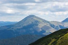Ridge Marmarosy Lizenzfreies Stockfoto