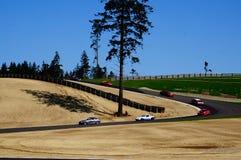The ridge motorsports park Stock Photography
