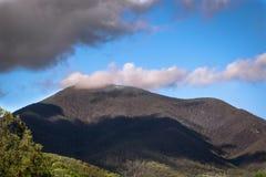 Ridge Mountain Appalachian Landscape azul foto de stock