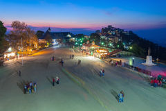 Ridge road, Shimla Royalty Free Stock Photography