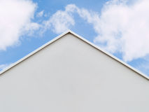 Ridge of the roof (2 Royalty Free Stock Images