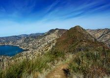 Ridge Trail bleu, canyon de froid de Stebbins images stock