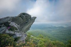 Ridge Trail rugueux Image libre de droits