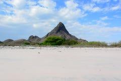 Ridge View Padar Island Foto de Stock Royalty Free