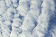 Ridge-Wolken Lizenzfreie Stockbilder