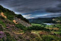 Ridgegate-Reservoir lizenzfreie stockfotos