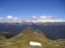 Ridgeline da escala do St Arnaud Imagens de Stock Royalty Free