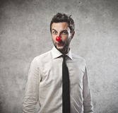Ridiculous Businessman Stock Images