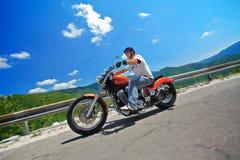 riding тяпки Стоковое фото RF