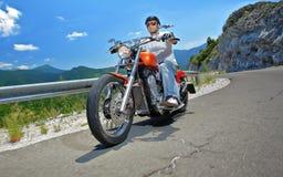 riding тяпки Стоковое Фото