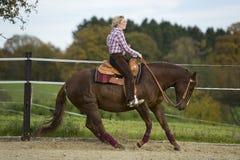 Riding Royalty Free Stock Image