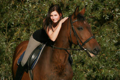 Riding Stock Photography
