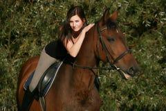 riding Стоковая Фотография