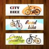 Riding bike Royalty Free Stock Image