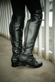Riding Boots Royalty Free Stock Image