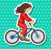 Riding Stock Image